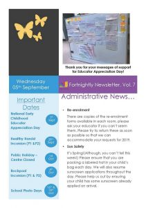 My Story Newsletter Issue #7